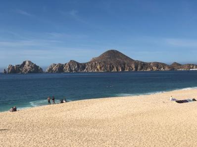 mountainsand beach